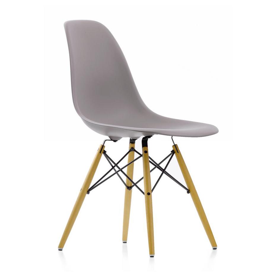 eames plastic side chair dsw stuhl unique eames plastic chairs with eames molded plastic side. Black Bedroom Furniture Sets. Home Design Ideas