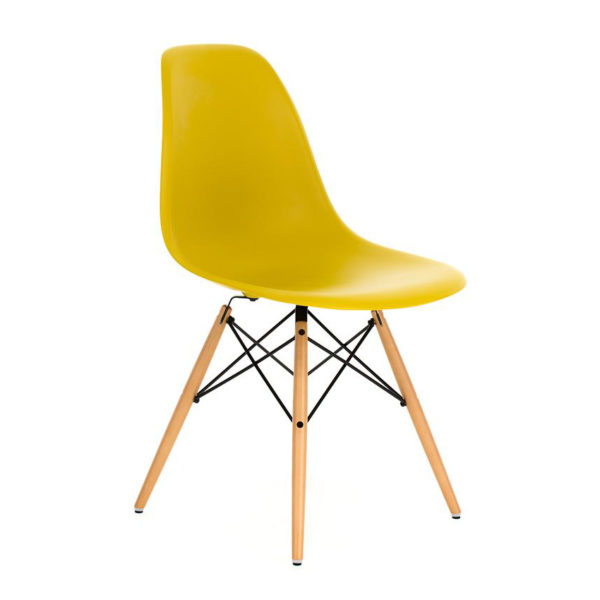 Taburete Eames Dsw.Eames Plastic Side Chair Dsw
