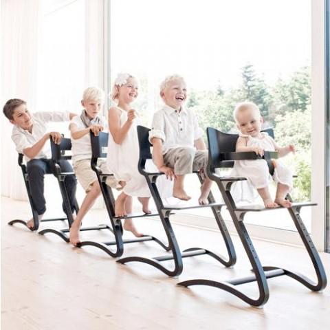 xcelsior, leander, augstais krēsliņš, bērnu krēsls