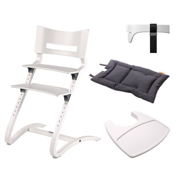 xcelsior, leander, augstais krēsliņš, barošanas krēsls, spilvens