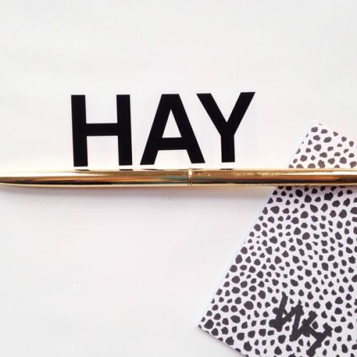 HAY bullet pen
