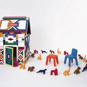 xcelsior, kartona māja, leļļu māja
