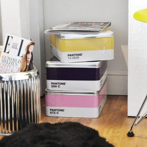 xcelsior, seletti, pantone, kaste, kārba