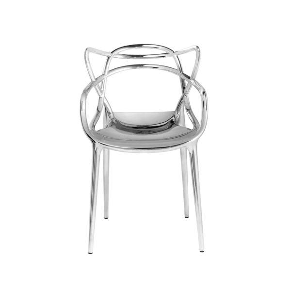 xcelsior, kartell, krēsls, zelta, filips stārks