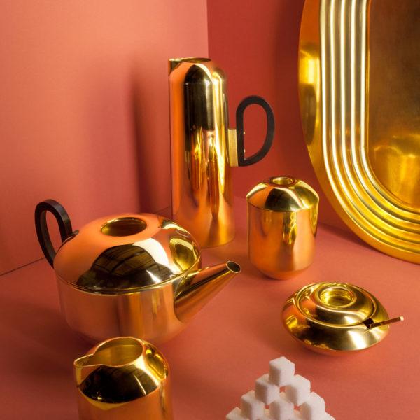 xcelsior, tom dixon, krūze, tējas servēšana