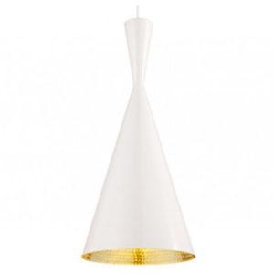 xcelsior, tom dixon, lampa, zelta lampa