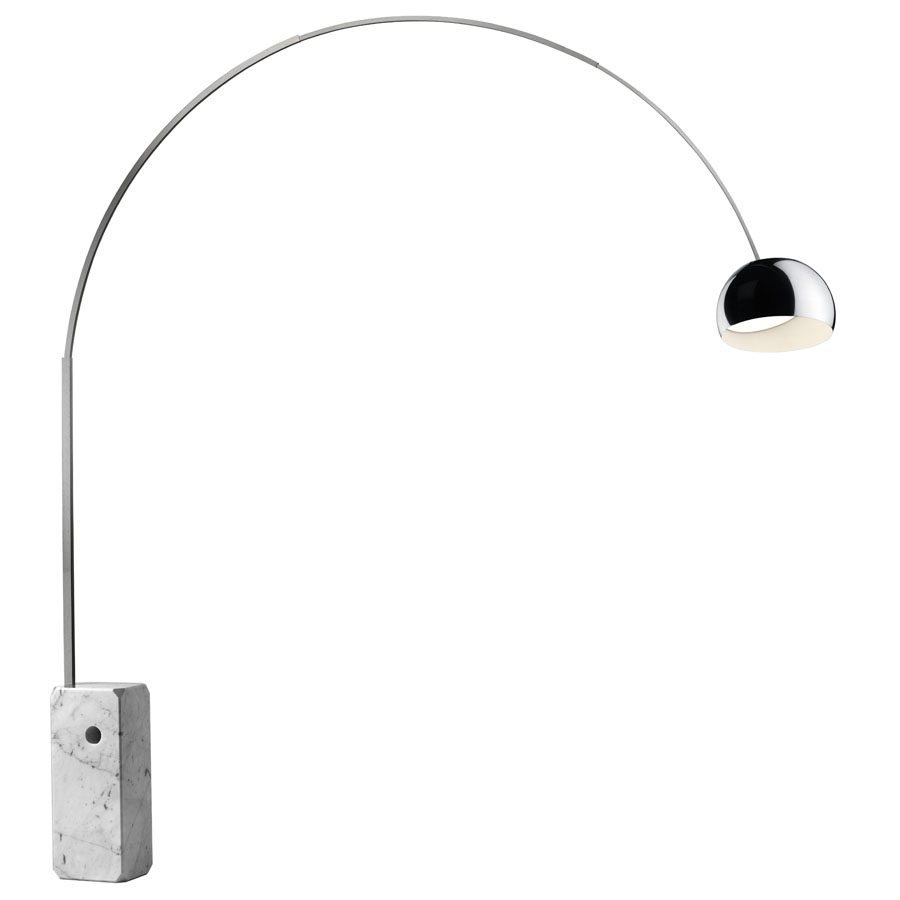 Arco floor lamp | xcelsior selection online store