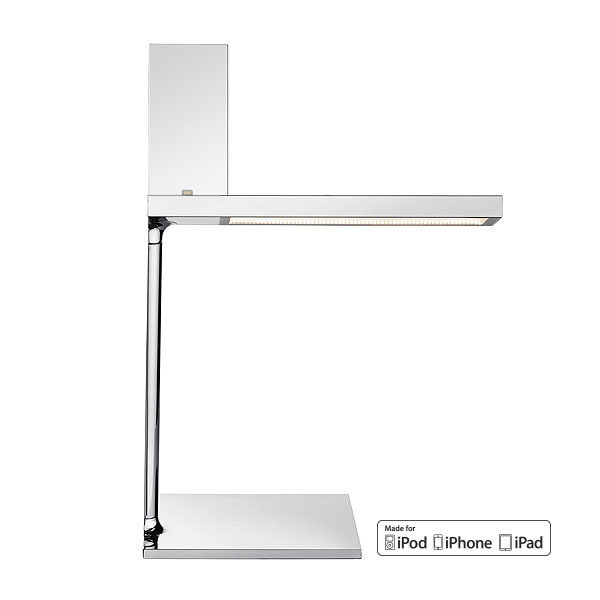 xcelsior, flos, philippe starck, dizaina lampa, galda lampa