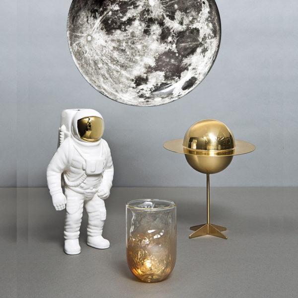 xcelsior, seletti, diesel, kosmoss, raķete, astronauts, vāze, dāvana