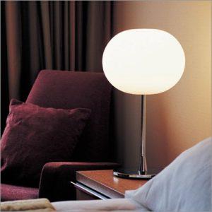 xcelsior, flos, jasper morrison, glo-ball, dizaina lampa