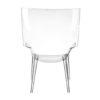 xcelsior, kartell, phillipe stark, krēsls, caurspīdīgs krēsls