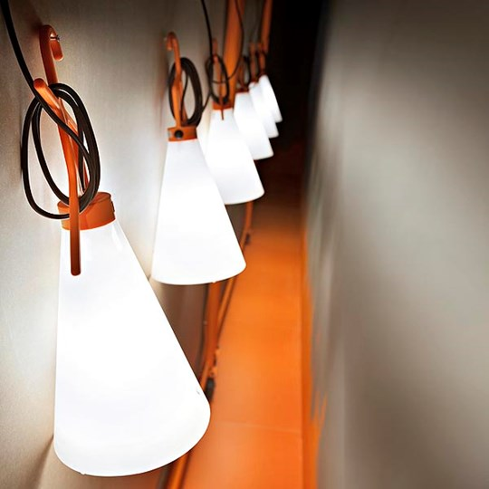 xcelsior, flos, my day, dizaina lampa, funkcionāla lampa