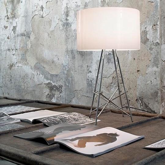 xcelsior, flos, galda lampa, dizaina lampa, RAY lampa