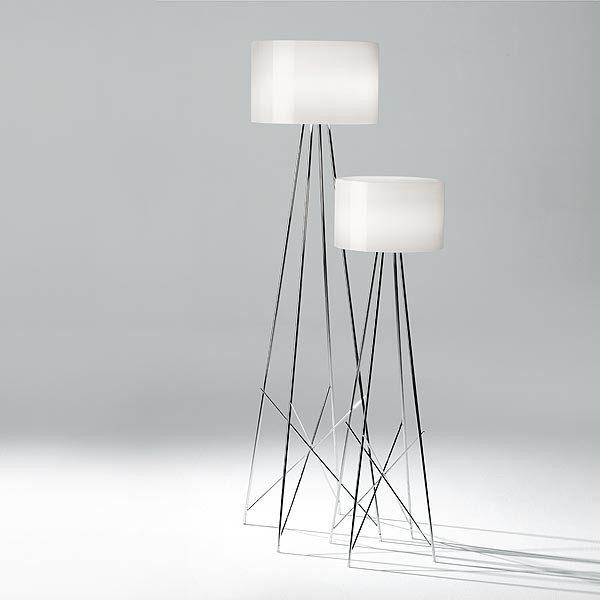 xcelsior, flos, grīdas lampa, dizaina lampa, RAY lampa