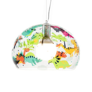 xcelsior, lampa bērniem, dizaina lampa, caurspīdīga lampa, dāvana