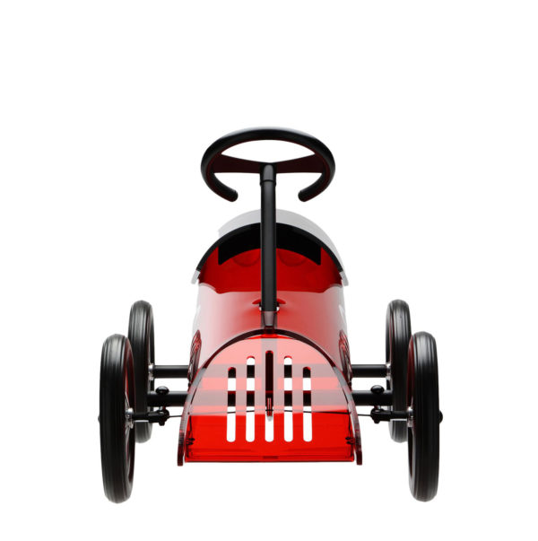 kartell, xcelsior, race car, bērnu mašīna