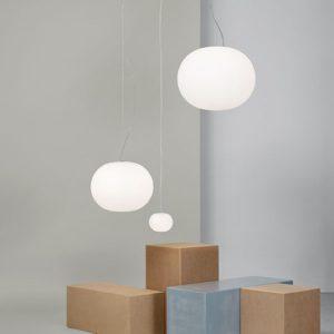 xcelsior, flos, griestu lampa, dizaina lampa, glo-ball