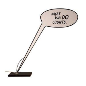xcelsior, dizaina lampa