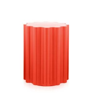xcelsior, kartell, colonna galdiņš, taburete, dizaina galdiņš