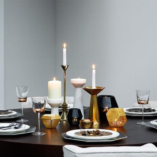 xcelsior, tom dixon, svečturis, marmora svečturis