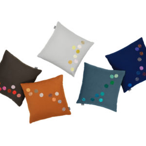 xcelsior, vitra, dot pillows, spilveni