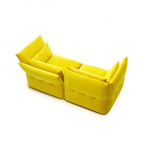 xcelsior, vitra, mariposa sofa, dizaina dīvāns