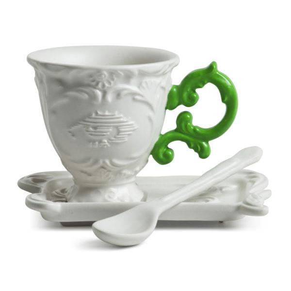 xcelsior, seletti, espresso tasītes, dizaina tasītes, dāvana