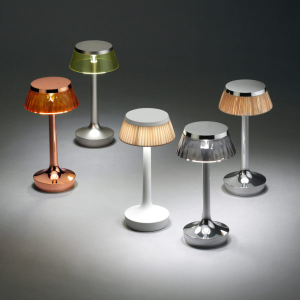 xcelsior, flos, philippe starck, galda lampa, dizaina lampa, led lampa