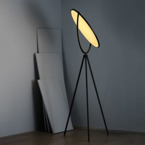 xcelsior, flos, grīdas lampa, dizaina lampa, jasper morrison, mēness lampa