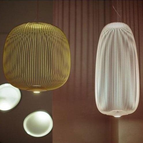 xcelsior, foscarini, griestu lampa, dizaina lampa