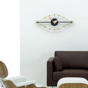 xcelsior, vitra, George Neslon, pulkstenis, dizaina pulkstenis