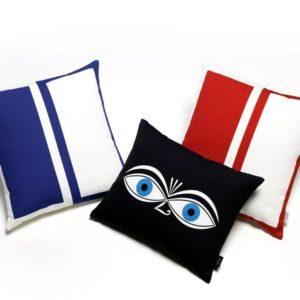 xcelsior, vitra, Alexander Girard, spilveni, grafiski spilveni, dāvana