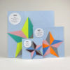 xcelsior, hay, zvaigzne, papīra zvaigzne, papīra dekors