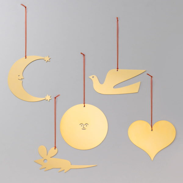 xcelsior, vitra, dāvanas, alexander gerard, rotājumi, ziemassvētku rotājumi, dizaina rotājumi