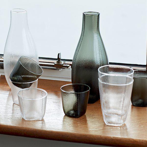 xcelsior, hay, stikla karafe