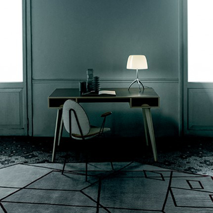 xcelsior, foscarini, galda lampa, dizaina lampa