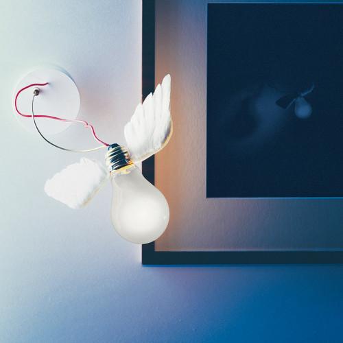 xcelsior, ingo maurer, sienas lampa, dizaina lampa