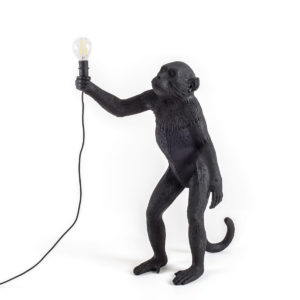 xcelsior, seletti, lampa, pērtiķis, dizaina lampa