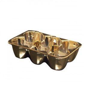 xcelsior, seletti, olu brete, zelts, porcelāns, dāvana, lieldienas