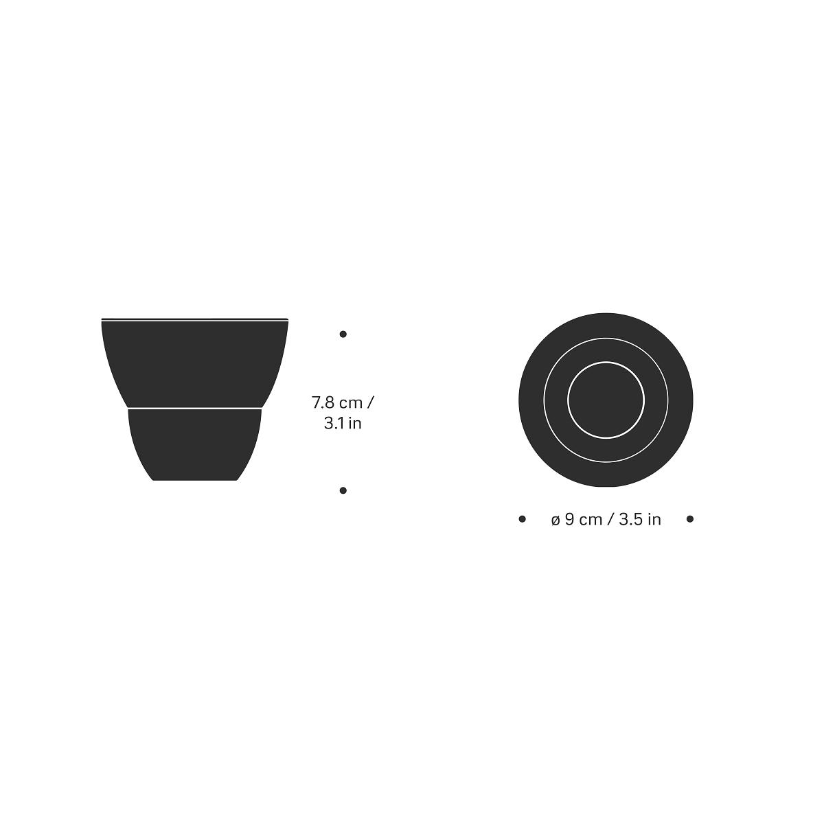 xcelsior, vipp, kafijas krūze, virtuves piederumi