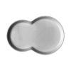 xcelsior, vipp, šķīvis, servējamais šķīvis, porcelāns