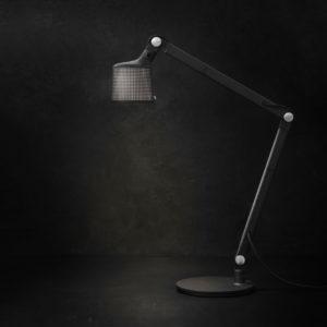 xcelsior, vipp, galda lampa