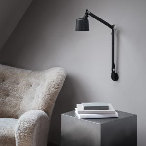 xcelsior, vipp, sienas lampa