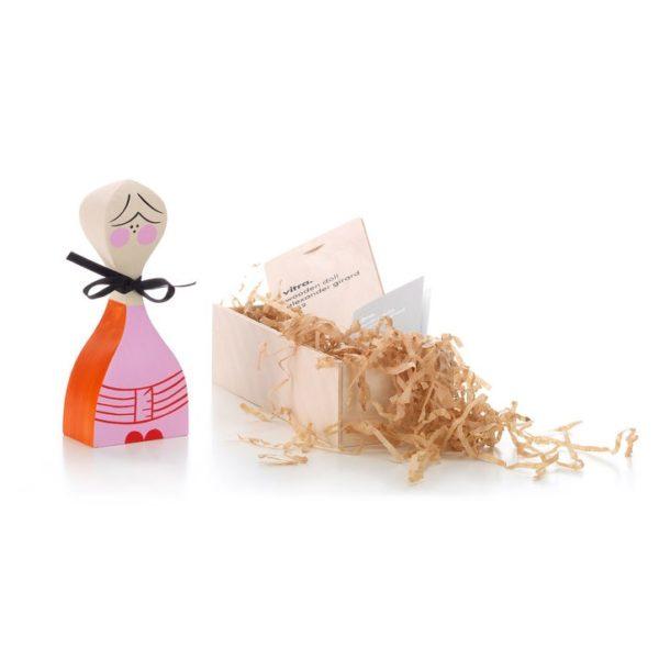 xcelsior, vitra, alexander girard, koka lelle, dāvana