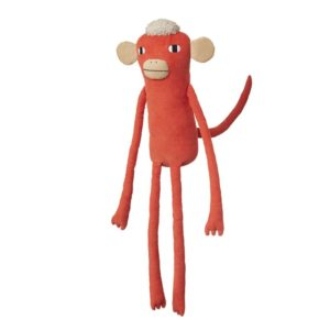 donna wilson, pērtiķis, rotaļlieta