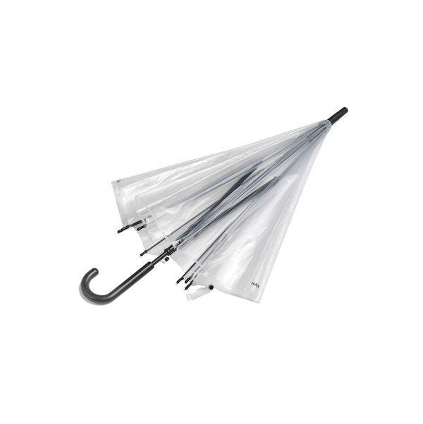 xcelsior, hay, lietussargs, caurspīdīgs lietussargs