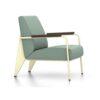 Vitra, Jean Prouve, atpūtas krēsls