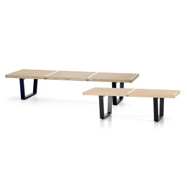 Vitra, George Nelson, Nelson bench