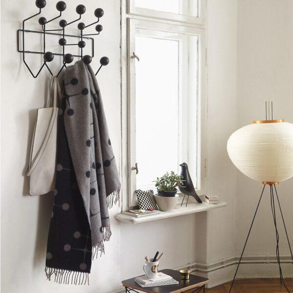 vitra, eames wool blanket, pleds