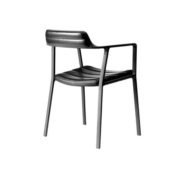 Vipp, krēsls, ādas krēsls